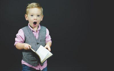 Estimulación del lenguaje: ejercicios para niños de 3 a 4 años
